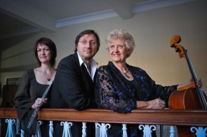 Helen Vosloo, Malcolm Nay and Marian Lewin