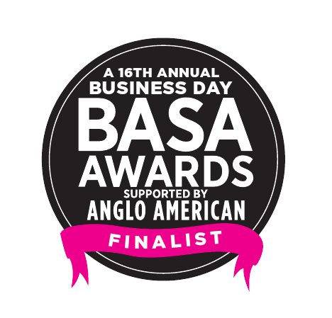 Congratulations, Sasol – finalist for this year's BASA Awards